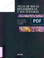 Atlas Petrologia Metamorfica