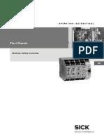 Operating Instructions Flexi Classic Modular Safety Controller en IM0019092