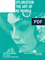 Gender Exploration Through The Art of Comics & Manga