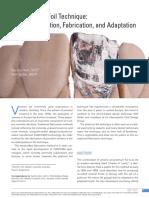 The platinum foil technique QDT.pdf