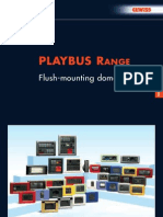 Gewiss Playbus Catalogue