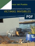 Informe Defensor Del Pueblo Trata