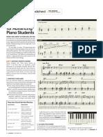 Developing Chord Fluency