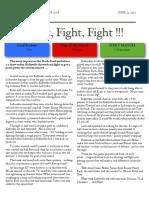 soccer newsletter june 23 2012