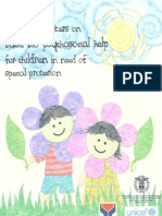 Handbook for Social Workers on Basic Bio-Psychosocial Help for Children