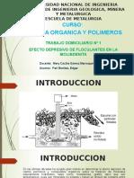 Trabajo de Investigacion de Quimica Organica