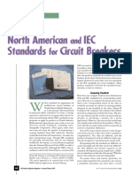 A-1-North American and IEC Standards for Circuit Breakers