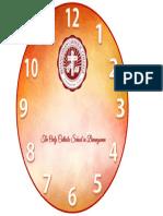 Big Clock Temp