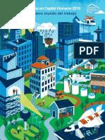Tendencias Globales en Capital Humano 2015