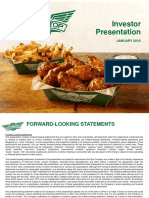 WING Wingstop Jan 2016 Investor Presentation