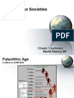 2.Early Human Societies (Revised 2011).Ppt