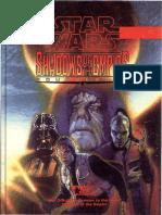 WEG40122 - Star Wars D6 - Shadows of the Empire Sourcebook