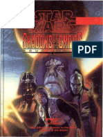 WEG40122 - Star Wars D6 - Shadows of the Empire Sourcebook
