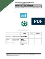 IKK3-29 Tabung Gas Bertekanan
