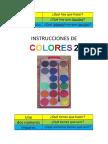 Instrucciones de Colores 2