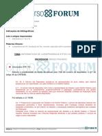 Direito Constitucional Prof. Bruno Pinheiro Aula 4 Junho