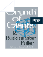 Grunch of Giants - Buck Minster Fuller