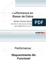 Performance Bases de Datos