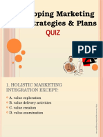 Marketing Quiz