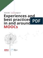 Best Practices in MOOCs