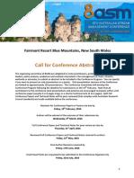 Australian Stream Management Conference
