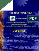 Hepatitis Viral Akut
