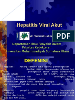 Hepatitis Viral Akut
