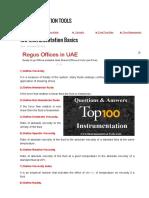 100 Instrumentation Basics
