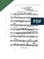 Concertino Para Clarinete de c.m. Weber Flauta