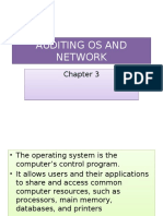 Auditing Os and Network