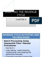 Auditing the Revenue Cycle