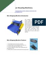 Allance  Wire Stripping Machine.pdf