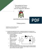 Electrónica de Potencia - Rectificación Controlada