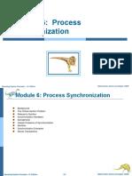 process synchronization  ppt