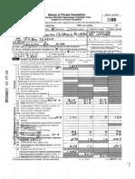 2000 Form 990-PF JonBenet Ramsey Foundation