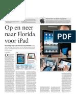 Harold Kuepers over iPad