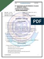 12 assignment ques paper