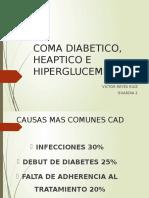 Coma Diabetico Hipo Hepatico