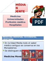 Medicina Edad Media occidental