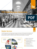 Retailer Services - Consumer Research, Location Selection and Expansion Strategy by FSP