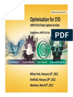 CFD_Optimisation