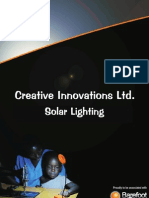 Solar Lighting Brochure
