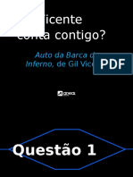 Gil Vicente Personagens Auto Barca