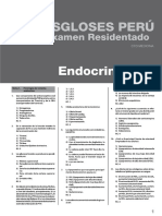 Preguntas de Endocrinologia Peru