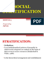 Discussion 7 - SOCIAL STRATIFICATION.pptx
