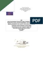 Desplazamiento de agoa por aceite en medios pororsos vulgares.pdf