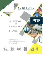 Strategie de dezvoltare 2013