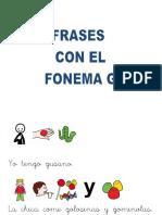 Frases Con El Fonema g