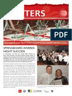 Springboard Matters Newsletter 12