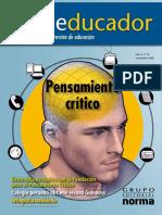 El Educador - Pensamiento Critico